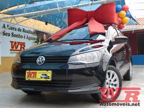 Volkswagen Voyage 1.0 Tec Total Flex Completo Em Campinas-sp