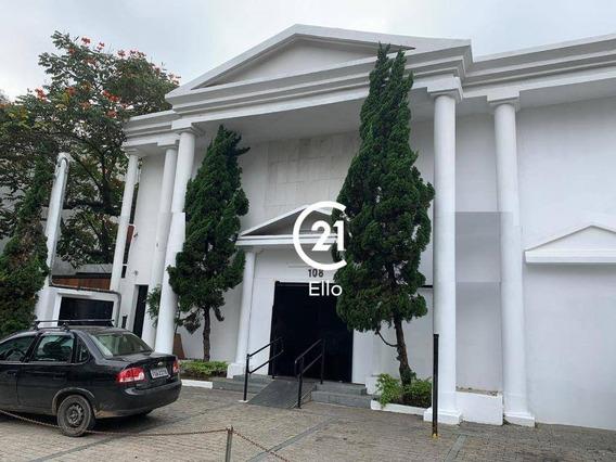 Casa Para Alugar, 520 M² Por R$ 50.000,00/mês - Jardim América - São Paulo/sp - Ca1123