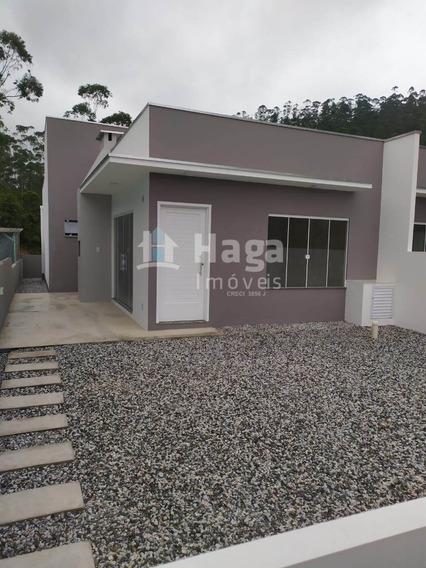 Casa À Venda No Bairro Lageado Baixo Em Guabiruba/sc - 1433