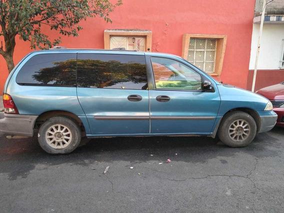 Ford Windstar 3.8 Se Piel Mt 2001