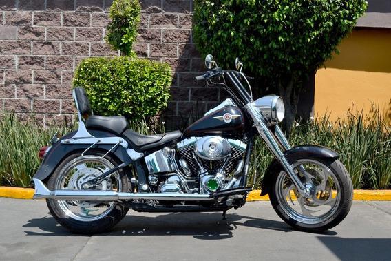 Harley Davidson Fat Boy 1450 Rines De Accesorio Sin Detalles