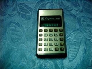 Calculadora Logitech Mini Lc 20m Es De 1976