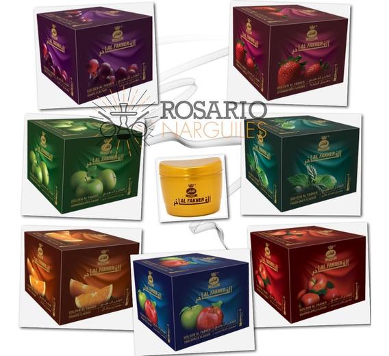 Tabaco De 250gr Para Narguile Al Fakher Golden ( Shisha )