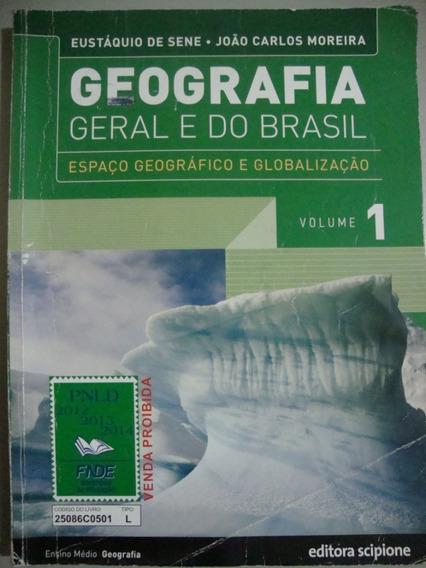 Livro - Geografia Geral E Do Brasil - Espaço Geográfico E ..