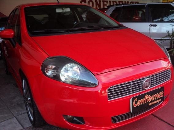 Fiat Punto 1.8 Sporting 2008 Flex Completo $21990,00