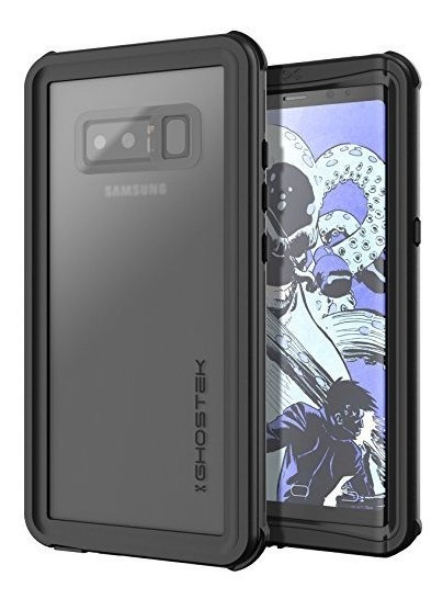 Funda Note 8 Sumergible Protector Impermeable Cover Case