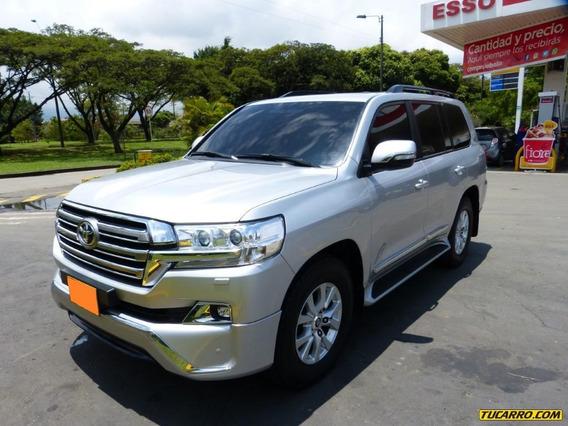 Toyota Sahara Lc 200