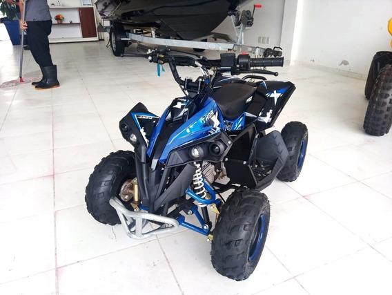 Mini Quadriciclo Infantil Mxf Thor 90cc 2019 Semi Novo