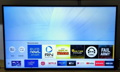 Imagem 1 de 6 de Smart Tv Samsung Series 7 Ru7100 Led 4k 43