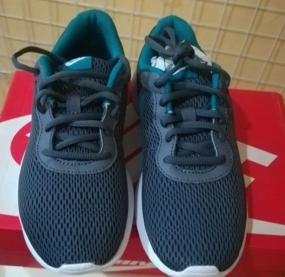 O F E R T A!!! Nike Tanjun Gris Verde