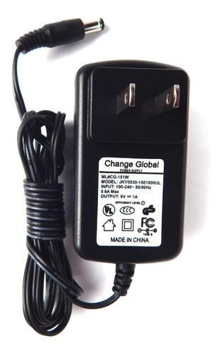 Adaptador Fuente 9v 1a Arduino