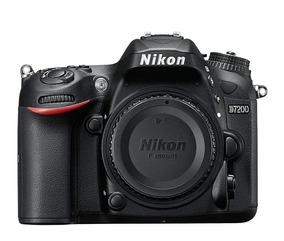 Cámara Nikon D7200 Body