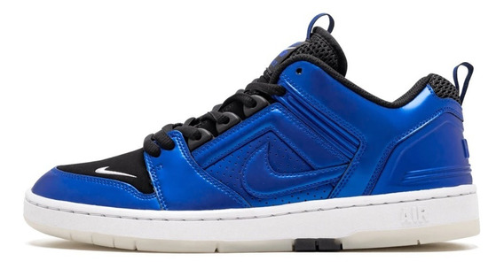 Nike Sb Air Force Ii Low Qs Blue Black