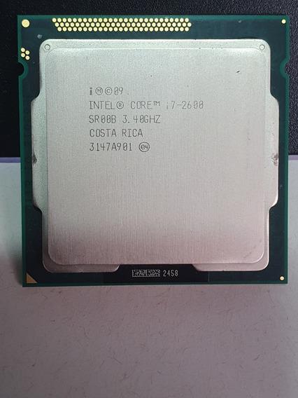 Processador Intel Core I7-2600 3.4ghz Lga 1155-oem S/cooler