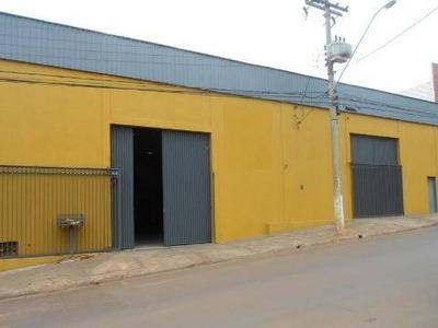 Galpão Para Aluguel Em Parque Da Figueira - Ga161750