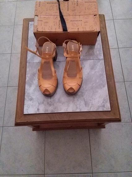 Zapatos Natacha. Nuevos Sin Uso
