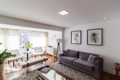 Apartamento No 5º Andar Com 4 Dormitórios E 2 Garagens - Id: 892928864 - 228864