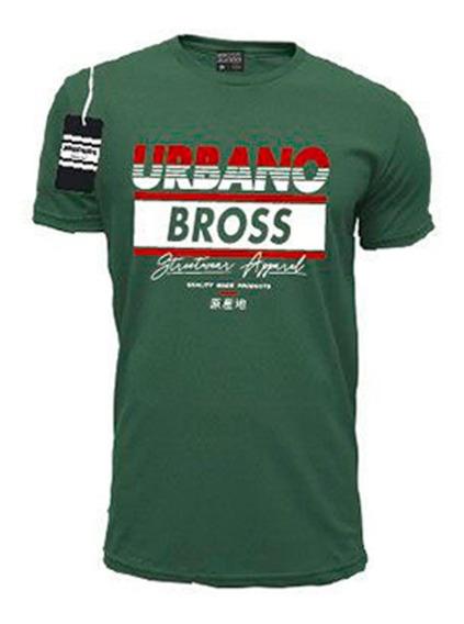 Remera Bross Urbano Est Fte Firma