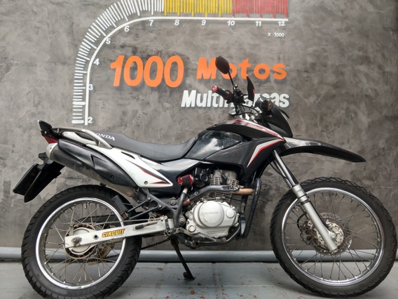 Honda Nxr 150 Bros Esd 2014 Otimo Estado Aceito Moto
