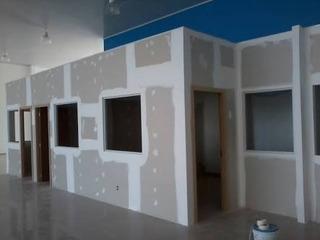Instalação De Divisória Drywall E Divisória Eucatex !!!!!!!!