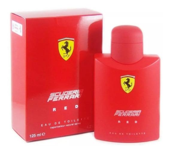Perfume Ferrari Red 125 Ml100% Original