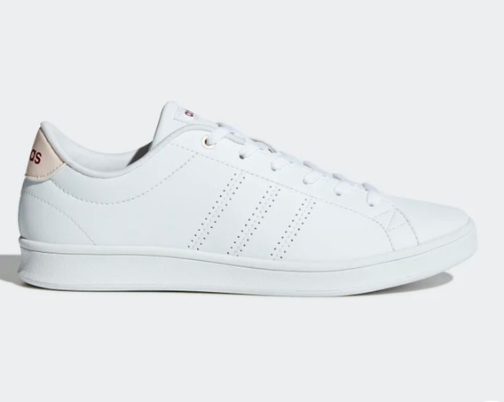 adidas Advantadge Blancos 25.5 Remate, Originales Bb9611