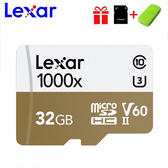 Lexar Ultra Micro Sd 32 Gb Cartão Micro Sd Sd/tf Cartão De M