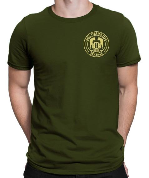 Remera Bull Terrier Hf ® Club Original 100% Serigrafia