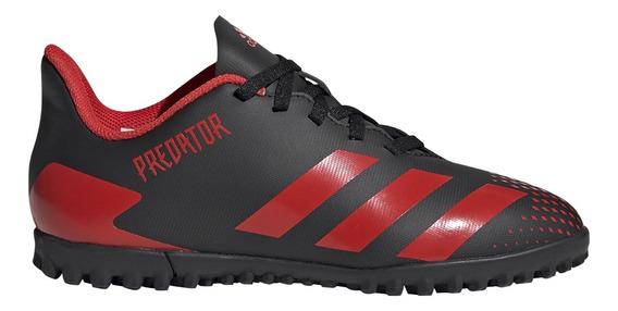 Botines adidas Futbol Predator 20.4 Tf J Ng/rj