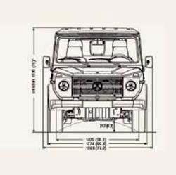 Jeep Mercedes Benz