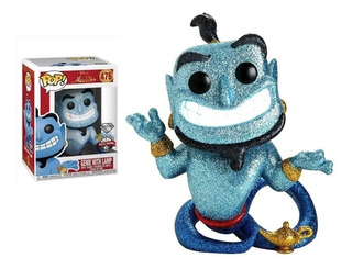 Funko Pop Genio #476 Aladdin Special Edition Diamond Disney
