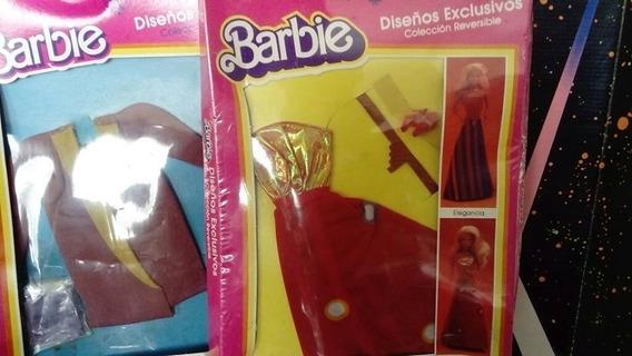 Barbie Vestidos Diseños Exclusivos
