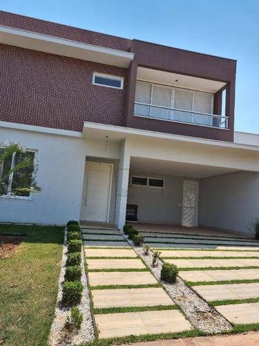 Casa À Venda, 273 M² Por R$ 1.500.000,00 - Condomínio Residencial Giverny - Sorocaba/sp - Ca2352