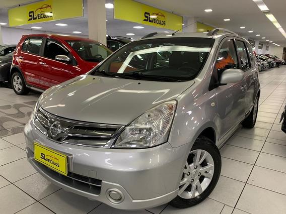 Nissan Livina 2014 1.8 S Flex Aut. 5p