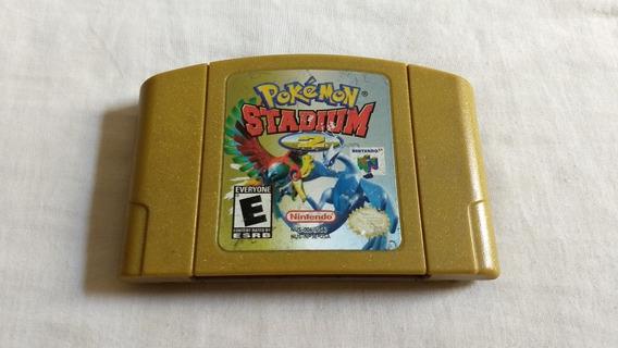 Pokemon Stadiun 2 Americano N64
