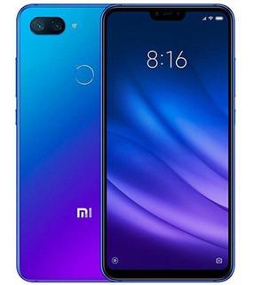 Xiaomi Mi 8 Lite 6gb/128gb Global Muito Novo + Película Capa