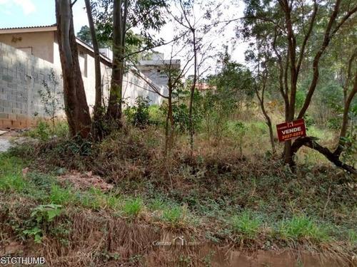 Imagem 1 de 8 de Ótimo Terreno Venda Com 360m2 Em Atibaia - Te0274-1