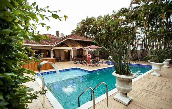 Casa Residencial Para Locação, Centro, Balneário Camboriú - Ca0102. - Ca0102