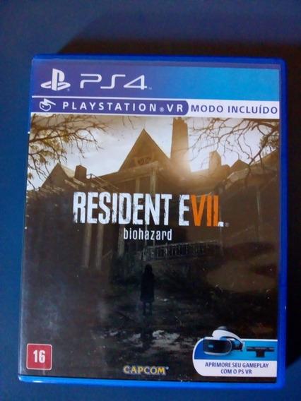 Resident Evil 7-ps4