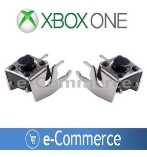 Bumper Lb Rb Control Xbox One Gatillo Botones Palanca Boton