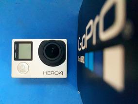 Câmera Digital Filmadora Gopro Hero4 Silver - Usado