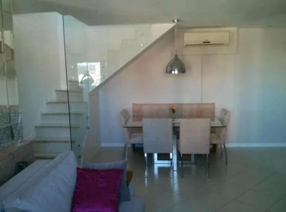 Cobertura Em Estreito, Florianópolis/sc De 152m² 3 Quartos À Venda Por R$ 750.000,00 - Co273905