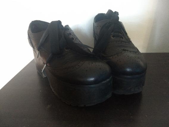Zapatos Paruolo N 37,en Excelente Estado.oportunidad!!