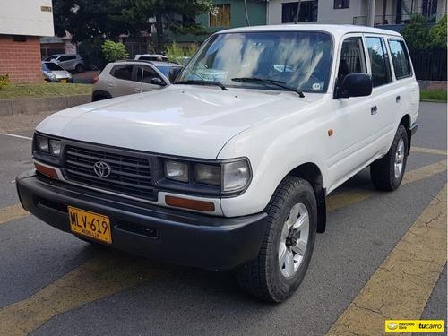 Toyota Burbuja 4500 Cc Mt 4x4