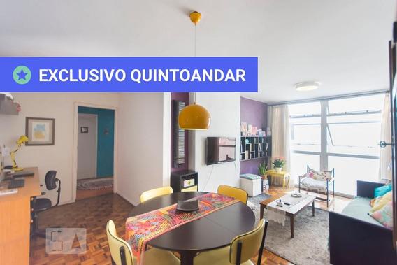 Apartamento No 8º Andar Com 2 Dormitórios E 1 Garagem - Id: 892969893 - 269893