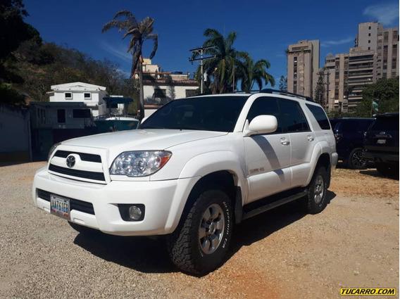 Toyota 4runner Blindada Nivel 3 Plus