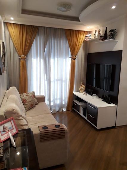 Apartamento Em Vila Carrão, São Paulo/sp De 50m² 2 Quartos À Venda Por R$ 265.000,00 - Ap354142