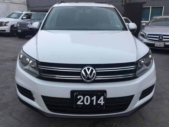 Volkswagen Tiguan 2.0 Track&fun 4m At 2014