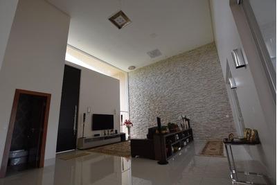 Cinematografico Sobrado Condominio Aldeia Do Vale - Ca13971