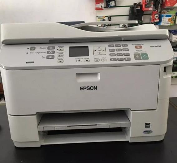 Impressora Epson Wp 4592 - Muito Conservada, Pouco Utilizada